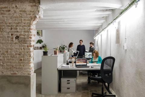 01 Main Coworking Floor