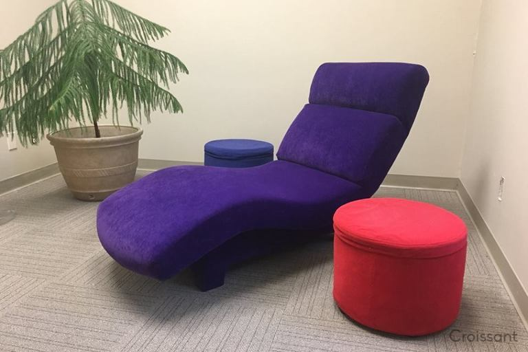 relaxation conversation room