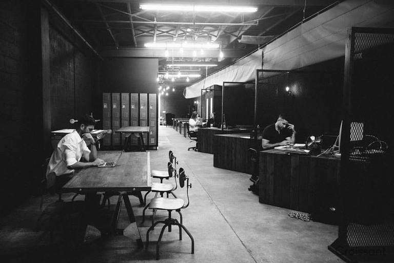01 Main Coworking Floor A